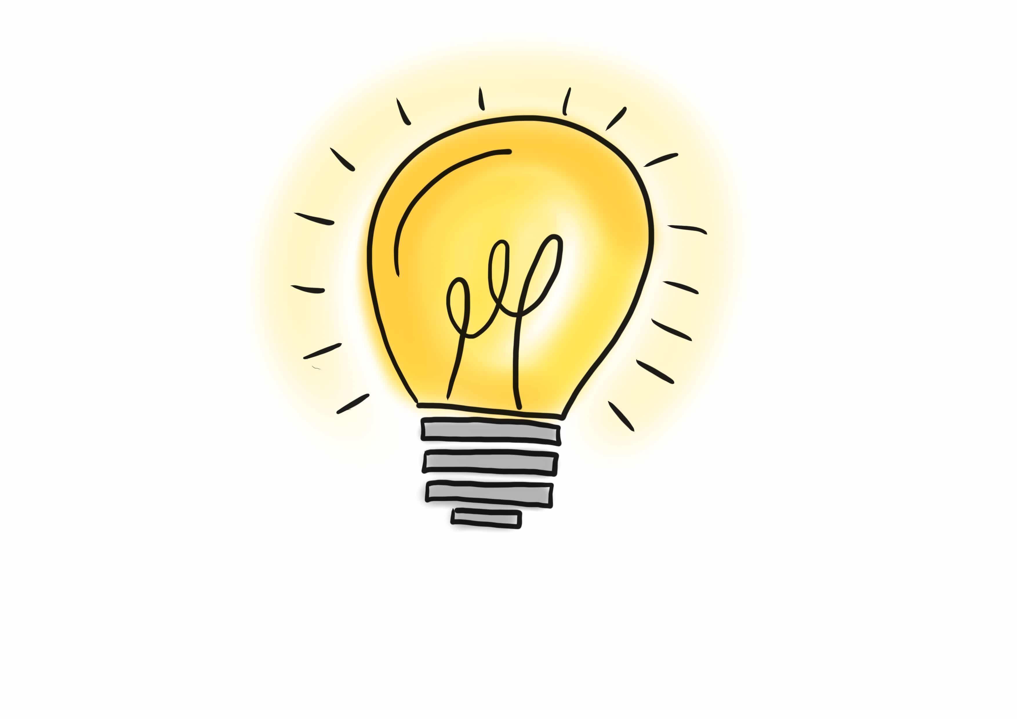 Idé-udvikling  –  Designproces