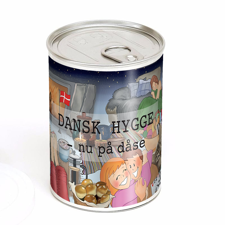 DANSK HYGGE – NU PÅ DÅSE!