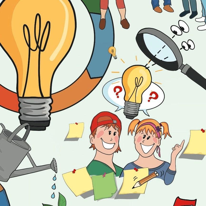 Folkeskole synliggør værdigrundlag igennem tegninger